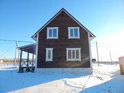 Лот 283 Двухэтажный дом из бруса, общей площадью 126 кв.м, - Фото 4