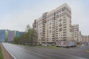 Двухсторонняя однокомнатная квартира