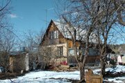 Дача кирпичная в Захарово на берегу реки - Фото 1