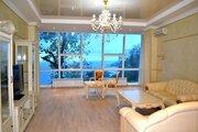 Просторная квартира в Гурзуфе