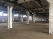 Аренда склада пл. 700 м2 м. Бульвар Рокоссовского в складском .