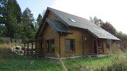 Новый красивый дачный дом в сказочном месте с видом на Вуоксу