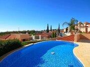 Великолепная 3-спальная Вилла с панорамным видом в районе Пафоса - Фото 3