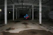 Аренда склада по ул. Гурьевская 3а