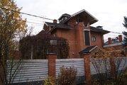 Дом 360 кв.м, Участок 9 сот. , Волоколамское ш, 16 км. от МКАД. - Фото 1