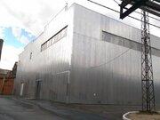 Сдам производственное помещение 1172 кв.м, м. Площадь Ленина