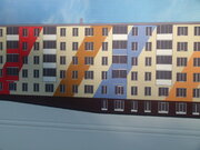 Сдается однокомнатная квартира в г. Белгород по ул. Гагарина, Аренда квартир в Белгороде, ID объекта - 329454330 - Фото 1