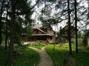 Прекрасный деревянный дом площадью 778 кв.м под ключ, построенный в . - Фото 1