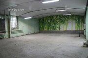 Производственно-складское помещение площадью от 260 до 460 м2: Высота