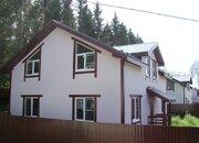 """Продаётся новый дом 200 кв.м с уч.10 сот. в кп """"Благовещенское-Парк"""" - Фото 3"""
