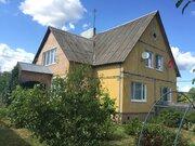 Дом 125 м2 на участке 8,5 соток в д. Беспятово Ступинского района - Фото 2