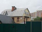 Продается часть дома. , Ивантеевка город, улица Новоселки 19 - Фото 1