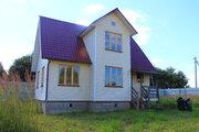 Деревянный дом на участке 15 соток, Продажа домов и коттеджей Хмелево, Киржачский район, ID объекта - 502881871 - Фото 12