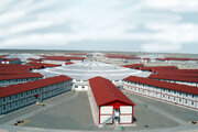 База на крупнейшем в России нефтяном месторождении г.Нижневаторск