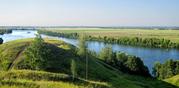 Два дома в д.Ганькино, Луховицкий район, первая линия от реки Ока - Фото 3