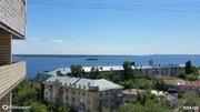 Квартира 2-комнатная в новостройке Саратов, Волжский р-н, Купить квартиру в Саратове по недорогой цене, ID объекта - 315763262 - Фото 8