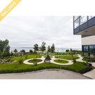 """Продается квартира с видом на озеро и город, в ЖК """"Аквамарин"""", Купить квартиру в Петрозаводске по недорогой цене, ID объекта - 321688605 - Фото 2"""