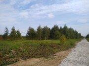 Участок в деревне Большое Петровское ИЖС Чеховский район - Фото 2