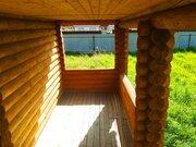 Бревенчатый дом с участком 12 соток - Фото 4