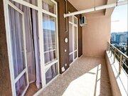 Продается 3-комнатная квартира в Ялте в новом жилом комплексе. У к