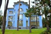 Продается дом 1100 кв.м, окп «Екатериновка» г.Москва, Рублевское шоссе - Фото 2