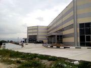 Здание торгового центра 2800 кв.м. в 14-м мкр-не Новороссийска.
