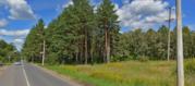 Участок 4,7 сотки у леса, на берегу реки. г. Климовск, СНТ Дубрава
