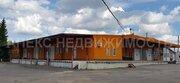 Аренда склада пл. 474 м2 Подольск Варшавское шоссе в складском .