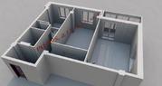 2-к квартира, Щелково, улица Радиоцентр-5, д.17 - Фото 2