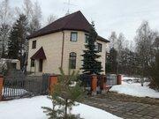 Продается кирпичный дом 263 кв.м. в Рузском р-не, д.Нестерово - Фото 1