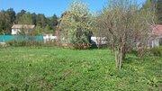 Участок 6 сот. , Ильинское ш, 25 км. от МКАД. деревня Аксиньино