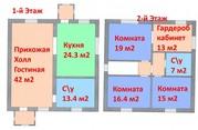"""Коттедж 204 м2 с отделкой """"Под ключ"""" в мкр. Таврово-14 - Фото 2"""