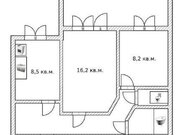 Продажа двухкомнатной квартиры на улице Артема, 149 в Стерлитамаке, Купить квартиру в Стерлитамаке по недорогой цене, ID объекта - 320177547 - Фото 2