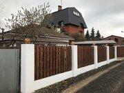 Продам дом Шале д. Верея Раменского р-на - Фото 1