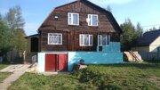 Продается двухэтажный деревянный дом 160 кв.м в Жуковском районе - Фото 1