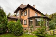 Дом, Горьковское ш, 3 км от МКАД, Балашиха. Агенту 1 % Продается . - Фото 1