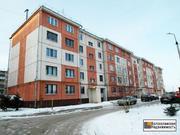 Трехкомнатная квартира в Волоколамске. Большая кухня. Лоджия.