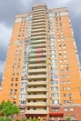 Однокомнатная квартира со свежим евроремонтом, Снять квартиру в Москве, ID объекта - 319600774 - Фото 1