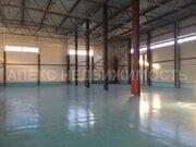 Аренда помещения пл. 1500 м2 под склад, производство, Подольск .