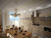 Роскошная видовая квартира в Ялте в новом доме