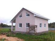 Готовый дом 125 кв. м на участке 15.5 соток с коммуникациями - Фото 2