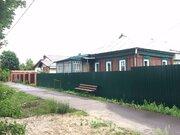 Продается дом 50 м2 на участке 7 соток в г.о. Чехов, деревня Волосово - Фото 1