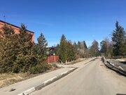 Участок 6 сот cнт Леснянка го Домодедово опк бор - Фото 1