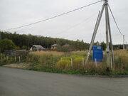 Участок, Ярославское ш, 34 км от МКАД, Ельдигино с. Ярославское шоссе, . - Фото 1