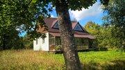 Жилой блочный дом на хуторе, своя газовая ветка, 7 гектар земли