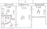 2-хкомнатная квартира п.Киевский, Аренда квартир в Киевском, ID объекта - 317937690 - Фото 12