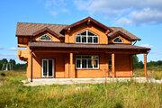 Продаётся дом из бруса 260 кв.м, у реки с выходом в Ладожское озеро - Фото 1