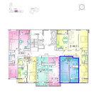 Продажа квартиры, Мытищи, Мытищинский район, Купить квартиру в новостройке от застройщика в Мытищах, ID объекта - 328979289 - Фото 2