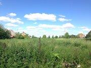 Земельный участок 27 соток в Дмитровском р-не, д.Храброво (Рогачевское - Фото 3