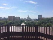 Пентхаусный этаж в 7 секции со своей кровлей, Купить пентхаус в Москве в базе элитного жилья, ID объекта - 317959547 - Фото 11